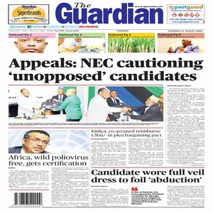 Appeals  NEC cautioning  unopposed  candidates