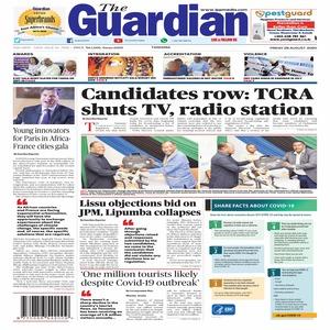 Candidates row  TCRA shuts TV  radio station