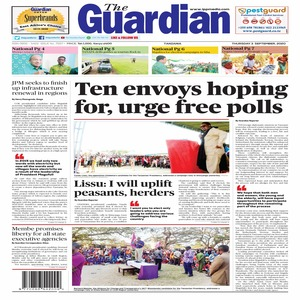 Ten envoys hoping for  urge free polls