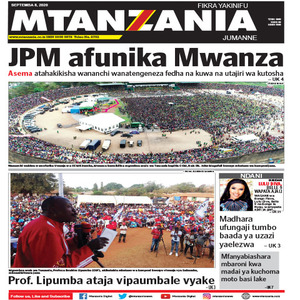 JPM afunika Mwanza