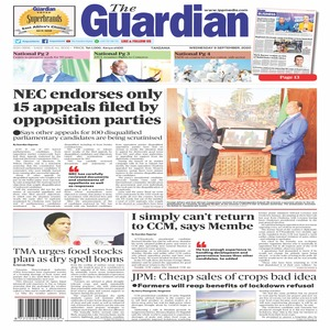The Guardian 9 September  2020