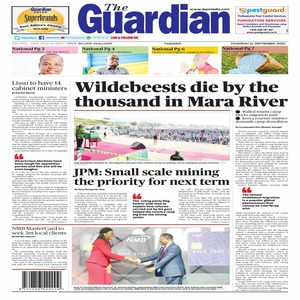 Wildebeests die by the thousand in Mara River