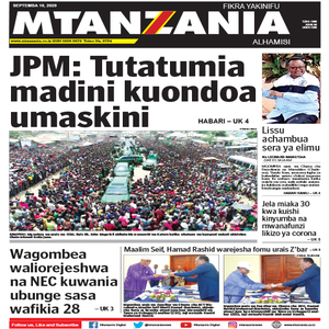JPM  Tutatumia madini kuondoa umaskini