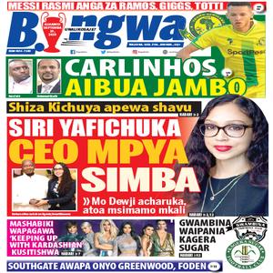 SIRI YAFICHUKA CEO MPYA SIMBA
