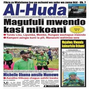 Magufuli mwendo kasi mikoani
