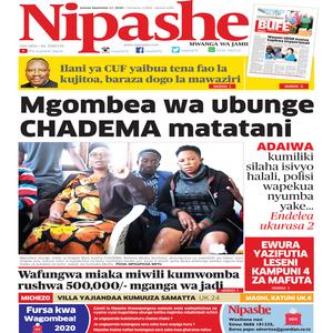 NIPASHE 11 SEPTEMBA 2020