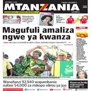 Magufuli amaliza ngwe ya kwanza
