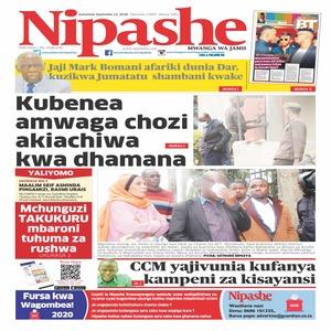 Kubenea amwaga chozi akiachiwa kwa dhamana