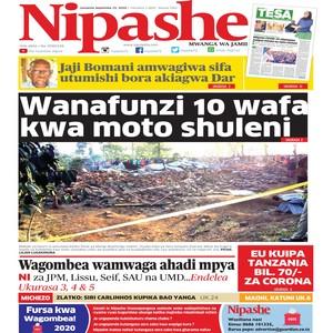 NIPASHE 15 SEPTEMBA 2020