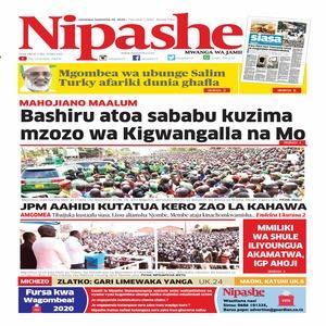 Bashiru atoa sababu kuzima mzozo wa Kigwangalla na Mo