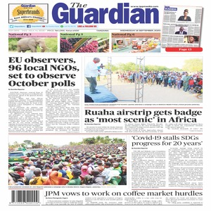 The Guardian 16 September 2020