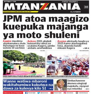 JPM atoa maagizo kuepuka majanga ya moto shuleni
