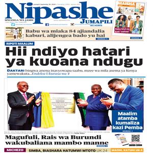 NIPASHE 20 SEPTEMBA 2020