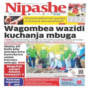 Wagombea wazidi kuchanja mbuga