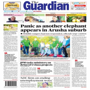 Panic as another elephant appears in Arusha suburb