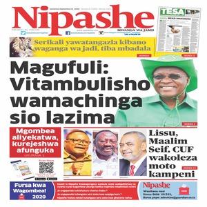Magufuli  Vitambulisho wamachinga sio lazima