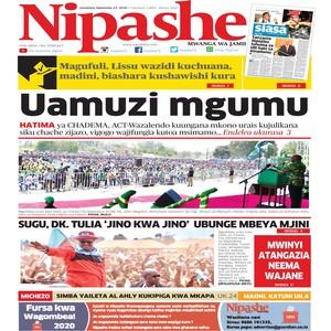 NIPASHE 23 SEPTEMBA 2020