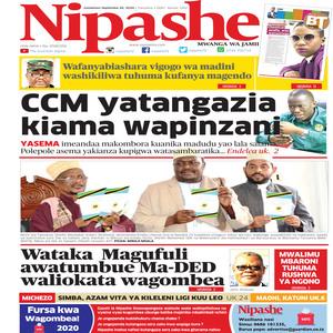 NIPASHE 26 SEPTEMBA 2020