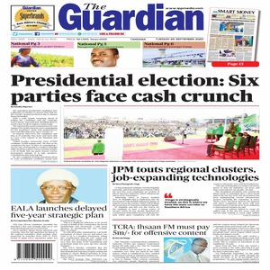 Presidential election  Six  parties face cash crunch