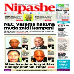 NEC yasema hakuna muda zaidi kampeni