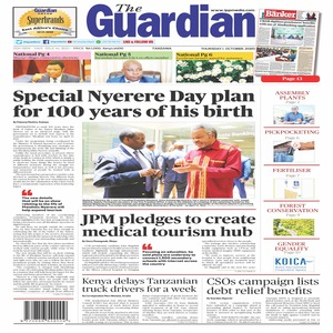 The Guardian 1 October 2020