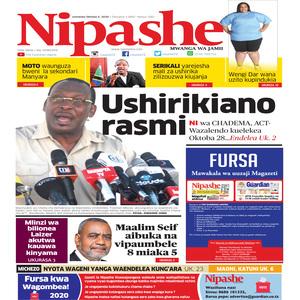 NIPASHE 5 OKTOBA 2020