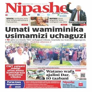 Umati wamiminika usimamizi uchaguzi