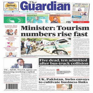 The Guardian 06 October 2020
