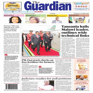 The Guardian 8 October  2020