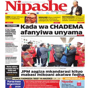 NIPASHE 09 OKTOBA 2020
