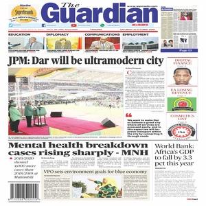 JPM  Dar will be ultramodern city