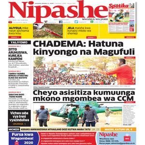 NIPASHE 12 OKTOBA 2020