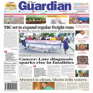 The Guardian 12 October 2020