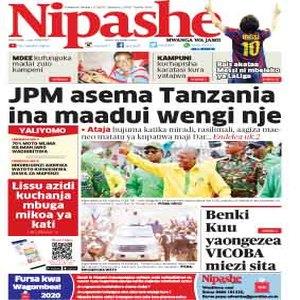 JPM asema Tanzania ina maadui wengi nje