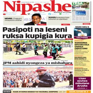 NIPASHE 20 OKTOBA2020