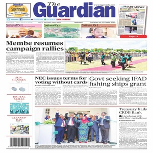 The Guardian 20 October  2020