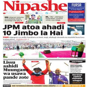 NIPASHE 23 OKTOBA 2020