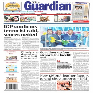 IGP confirms terrorist raid  scores netted