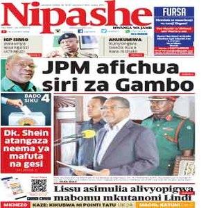 JPM afichua siri za Gambo