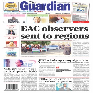 The Guardian 27 October 2020
