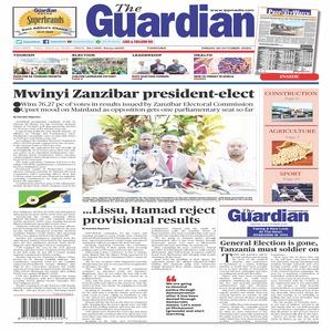 Mwinyi Zanzibar president elect