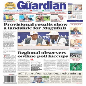 The Guardian 31 October  2020