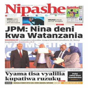 JPM  Nina deni kwa Watanzania