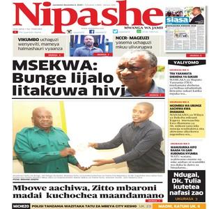 NIPASHE 04 NOVEMBA 2020