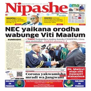NEC yaikana orodha wabunge Viti Malum