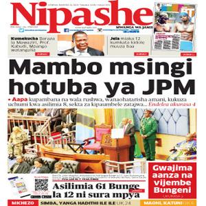 Mambo msingi hotuba ya JPM