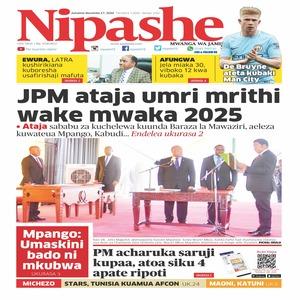 JPM  ataja umri mrithi wake mwaka2020