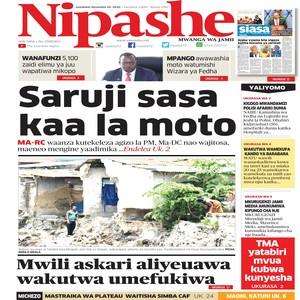 NIPASHE 18 NOVEMBA 2020