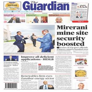 The Guardian 18 November 2020