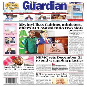 Mwinyi lists Cabinet ministers  offers ACT Wazalendo two slots